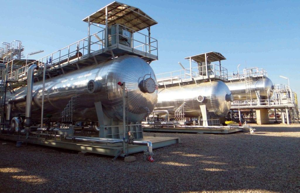 Crude Oil Desalter Dehydration Howe Baker International Desalter Insulator Bushing Transformer